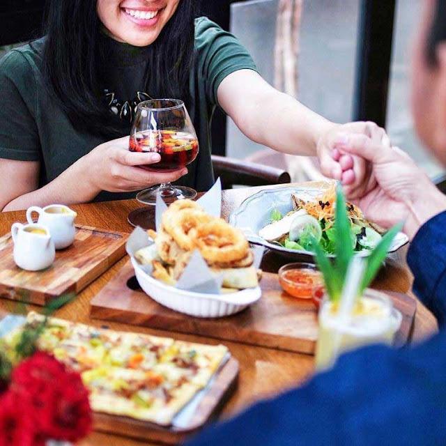 Canting Restaurant - Tempat Makan Romantis di Jogja