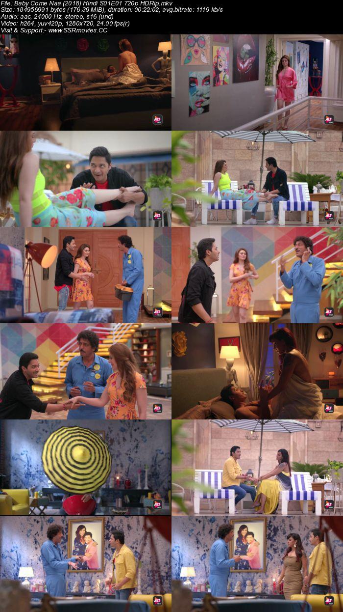 Baby Come Naa (2018) Hindi Season 1 720p Full Show Download