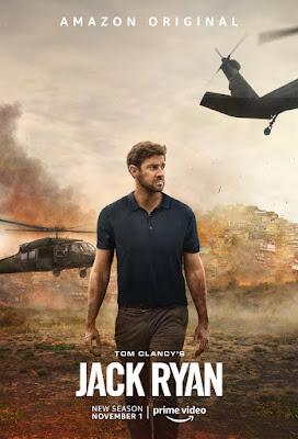 Jack Ryan Season 2 Poster 1