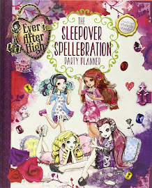 EAH The Sleepover Spellebration Party Planner Media