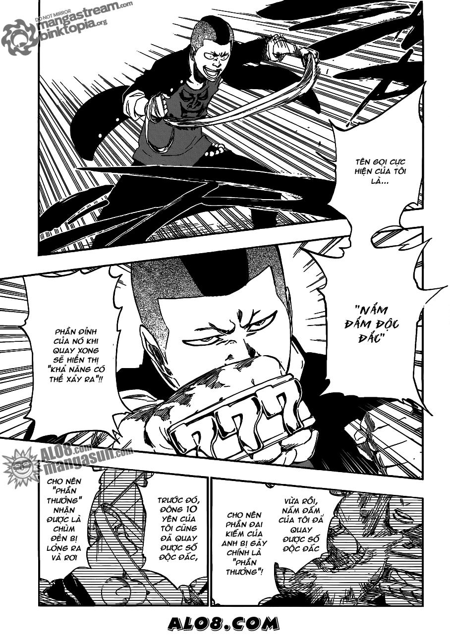 Bleach chapter 457 trang 7