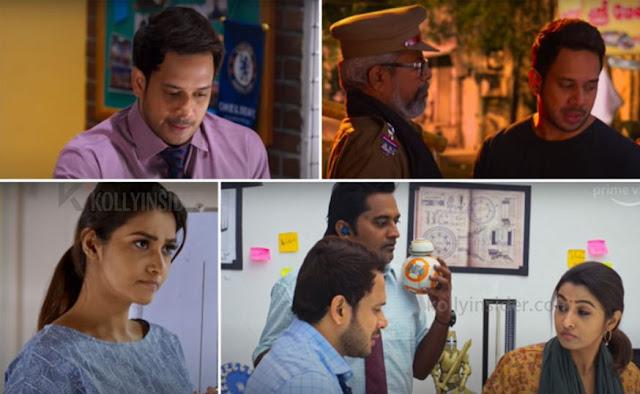 'Time Enna Boss' Web Series Trailer