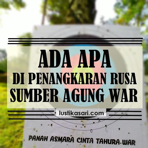 Ada Apa Di Penangkaran Rusa Tahura Wan Abdul Rachman?