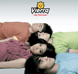 Lagu Mp3 Vierra Full Album My First Love Lengkap