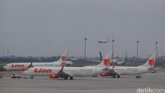 Penjelasan Lion Air Soal Viral Tiket Rp 100 Ribu ke Singapura