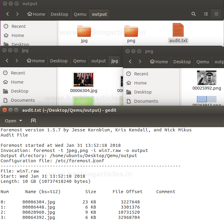 Convert Virtual Machine to Raw Images for Forensics (Qemu-Img)