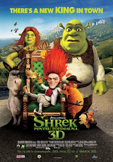 Shrek 4 dublat in romana