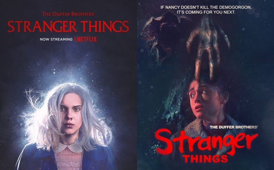 "c79d4c91b ""Stranger Things"" posters pay homage to classic films - TheHive.Asia"