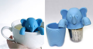 Elephant Tea Strainer