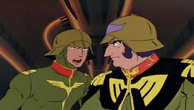 MS Gundam 0079 Episode 32 Subtitle Indonesia