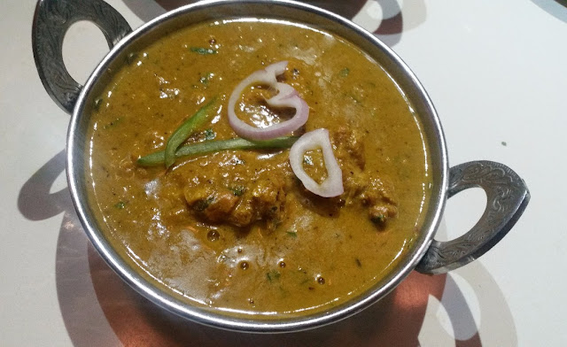 Bihari Chicken Curry