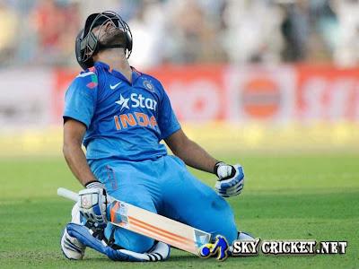 Rohit Sharma's 264 broke the world record for highest score