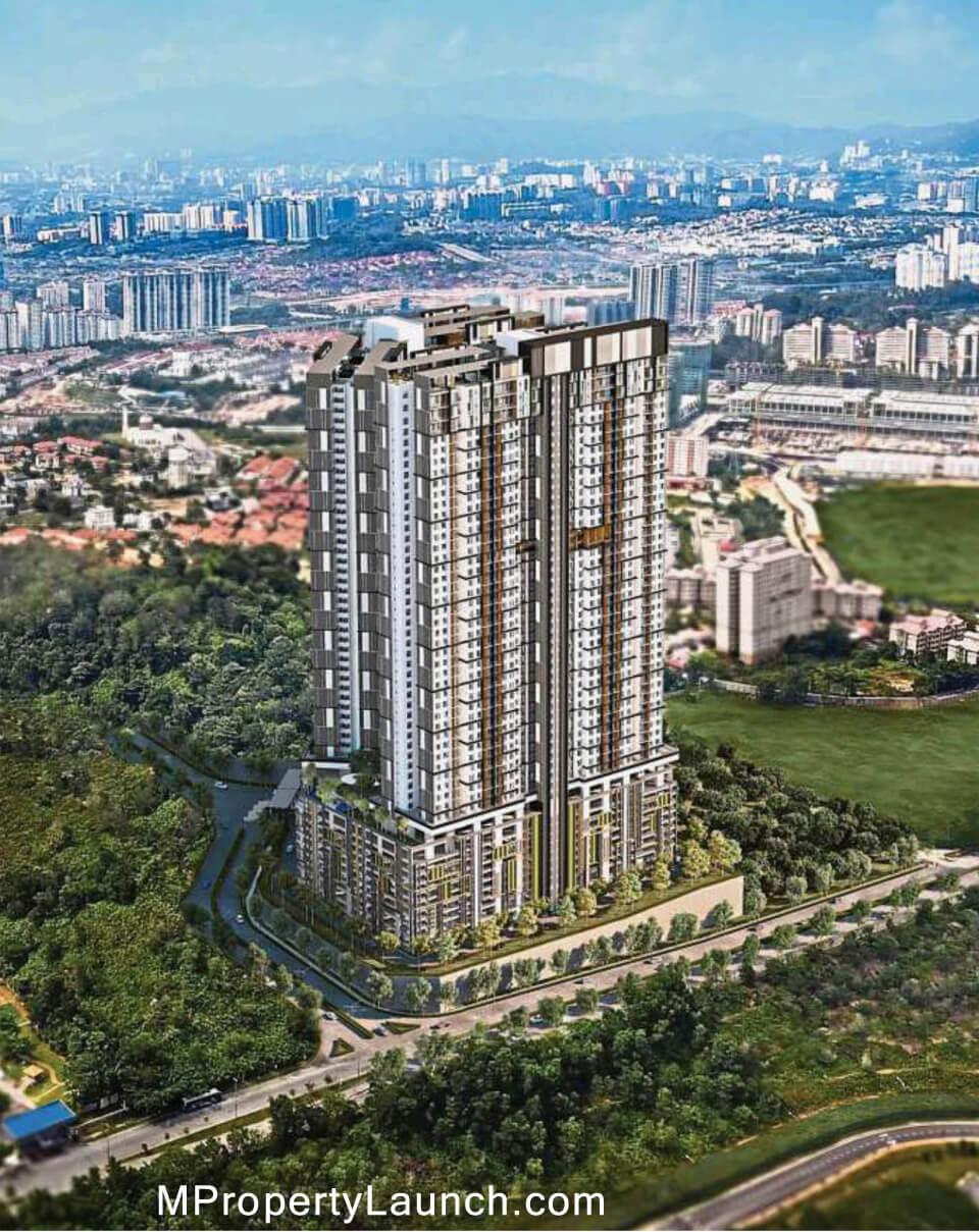 Residence Bintang Bukit Jalil Condominium