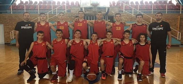 Evaluation of young macedonian basketball players
