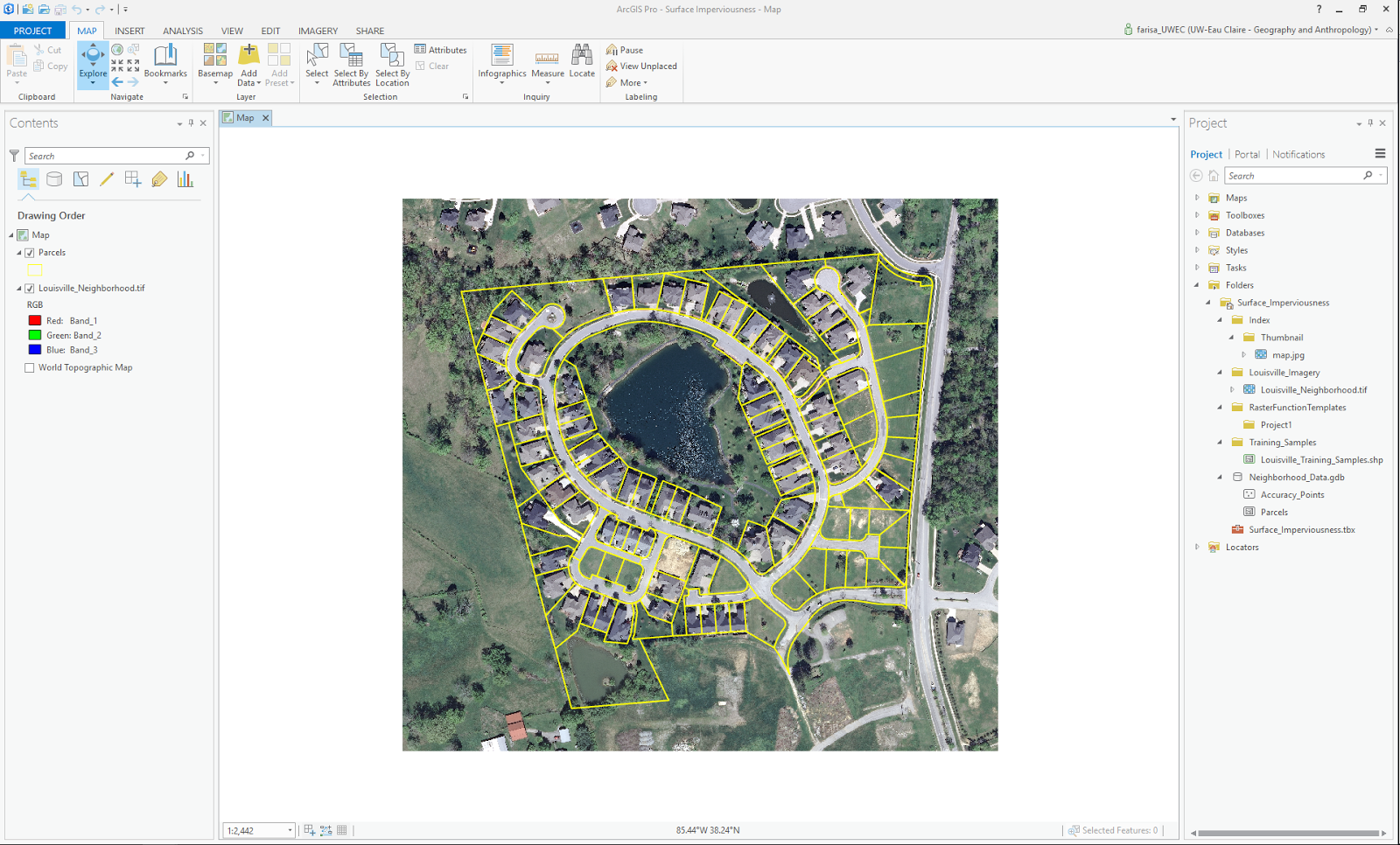 ArcGIS Pro Tutorial Demo | Unmanned Aerial Systems