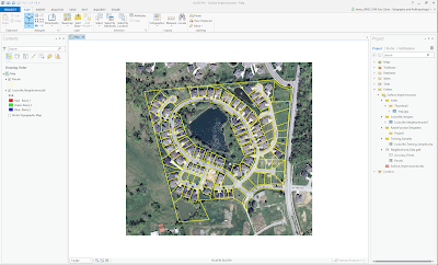 Unmanned Aerial Systems -- Geography 390: ArcGIS Pro Tutorial Demo