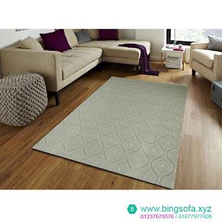 Thảm trải sàn phòng khách nhập khẩu từ Bỉ