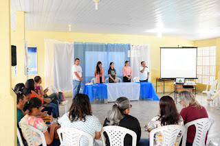 Campo Redondo: Conselho Municipal de Saúde realiza Reunião sobre Segurança Alimentar e Nutricional