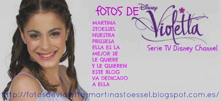 Violetta Serie Disney Channel