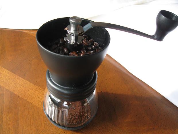 Coffee Lover Grind - Kyocera Advanced Ceramic Grinder