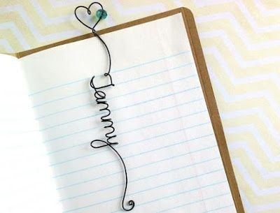 Name Bookmark