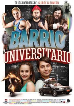 descargar Barrio Universitario – DVDRIP LATINO