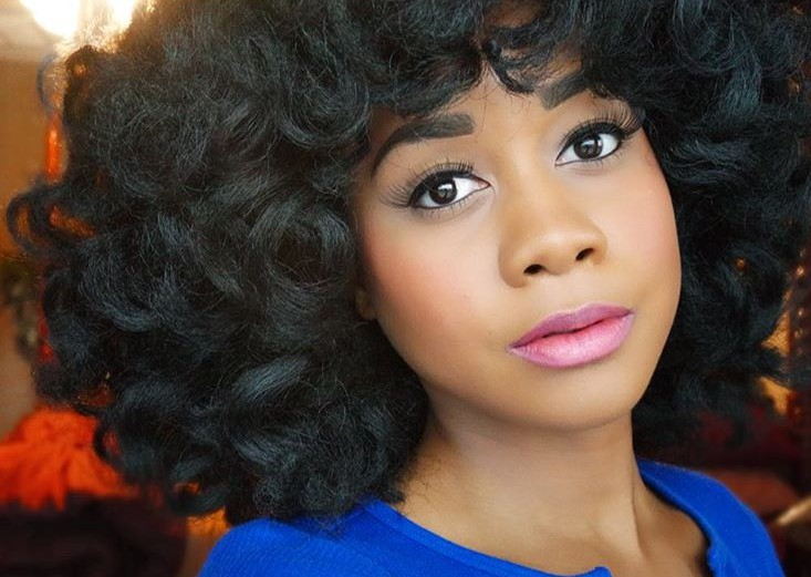 Natural Hair Styles: New Look for a New Year!