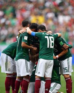 México surpreende e derruba Alemanha, atual campeã mundial