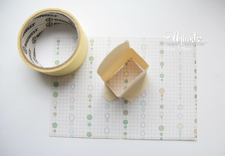 Заготовки для открыток - Подарочная упаковка 12