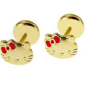 Gambar Anting Hello Kitty Yang Cantik 1