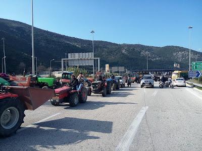 Ηγουμενίτσα: Αποκλείουν λιμάνι και εγνατία για ένα 24ωρο οι αγρότες