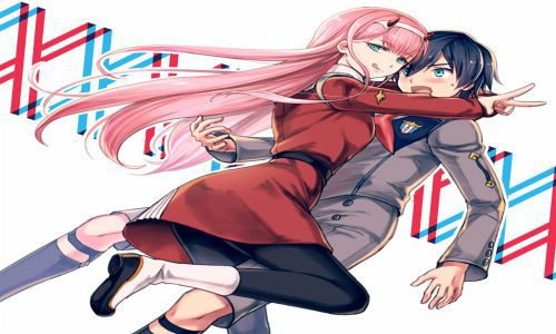 Darling in the FranXX 14-20 English Subbed