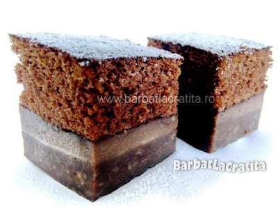 2 prajituri destepte cu ciocolata (imaginea retetei)