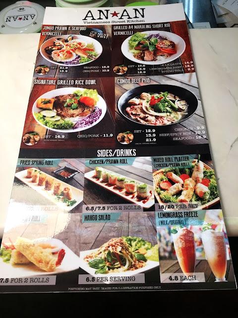 PasarBella (Suntec City): An An Vietnamese Street Kitchen