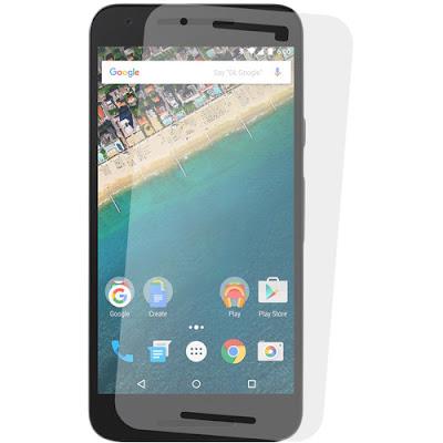 Xuma Kit de protection d'écran pour Nexus 5X (2-Pack)