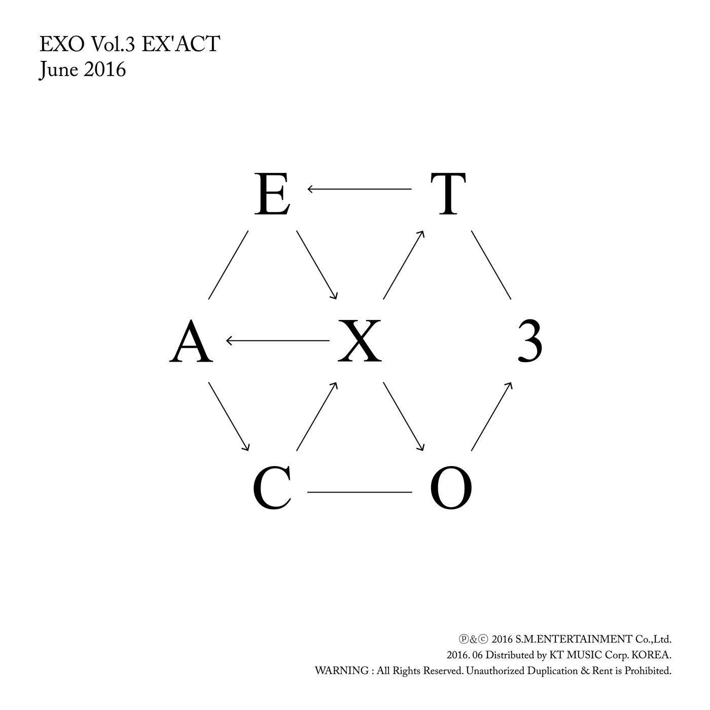 We Are Kpopers Blog: Lirik Lagu EXO - Monster (Korean Version)