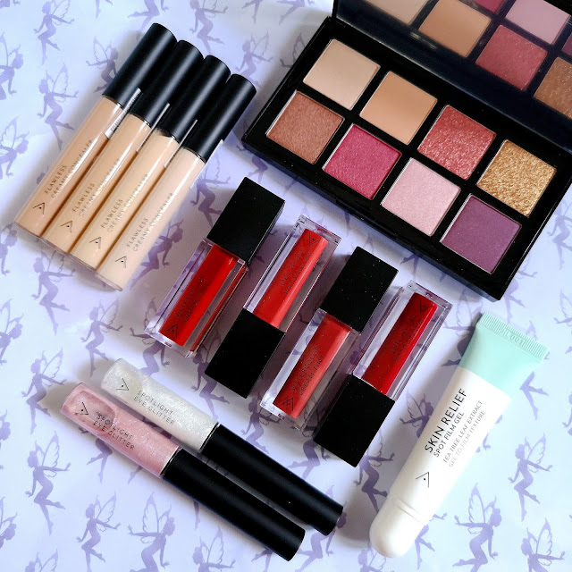 Something new: Althea's Makeup Box