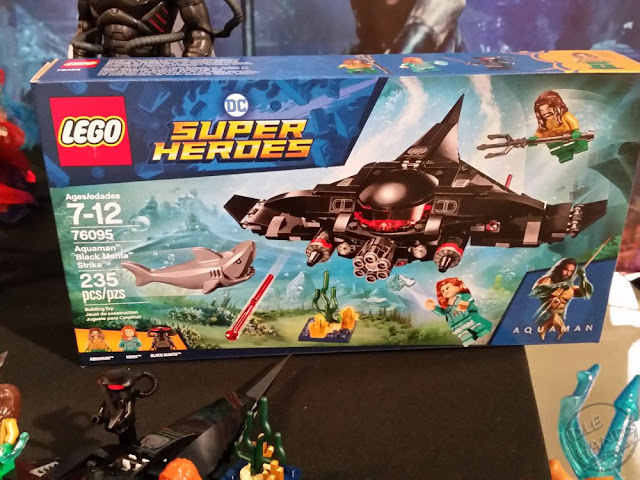 TTPM Holiday Showcase 2018 LEGO Aquaman Movie Toys 01