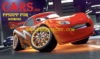 Cars 2 PSP Android Highly Compressed ISO