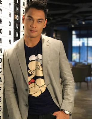 Biodata Penuh Hisyam Hamid Pelakon Sayang Papa Saya Tak 2017