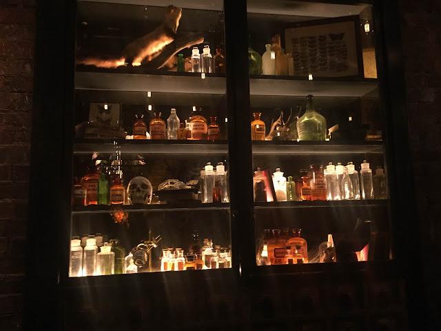 The Alchemist Birmingham Underground Bar