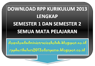 RPP Bahasa Inggris Kelas 8 Kurikulum 2013 Semester 1 dan 2