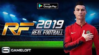 تنزيل لعبة Real Football 2019 للأندرويد / رابط مباشر