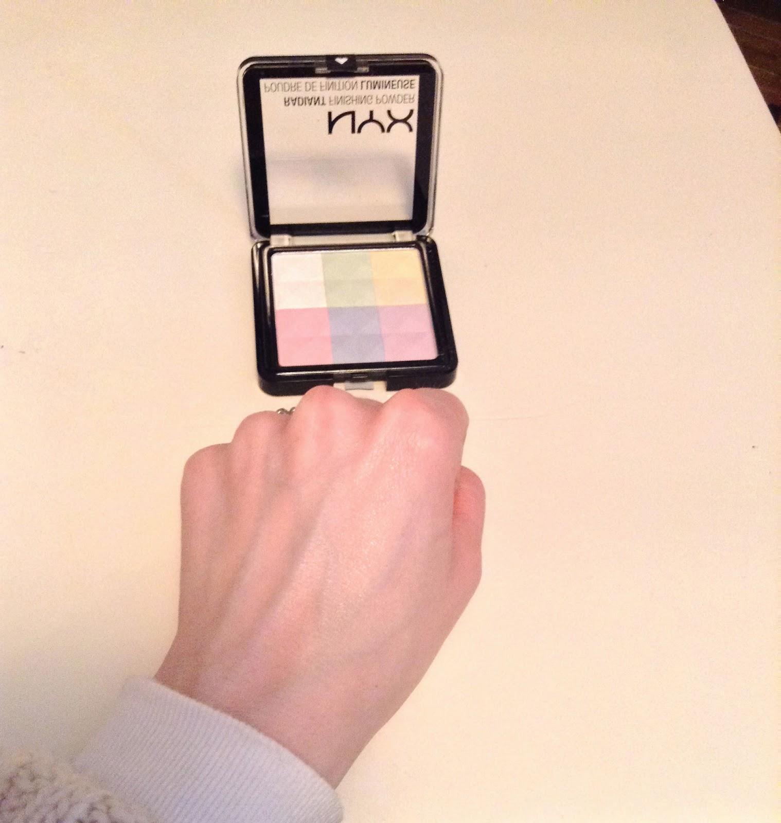 Radiant Finishing Powder by NYX Professional Makeup #4
