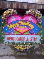 Alamat Toko Bunga Di Kampung Bali