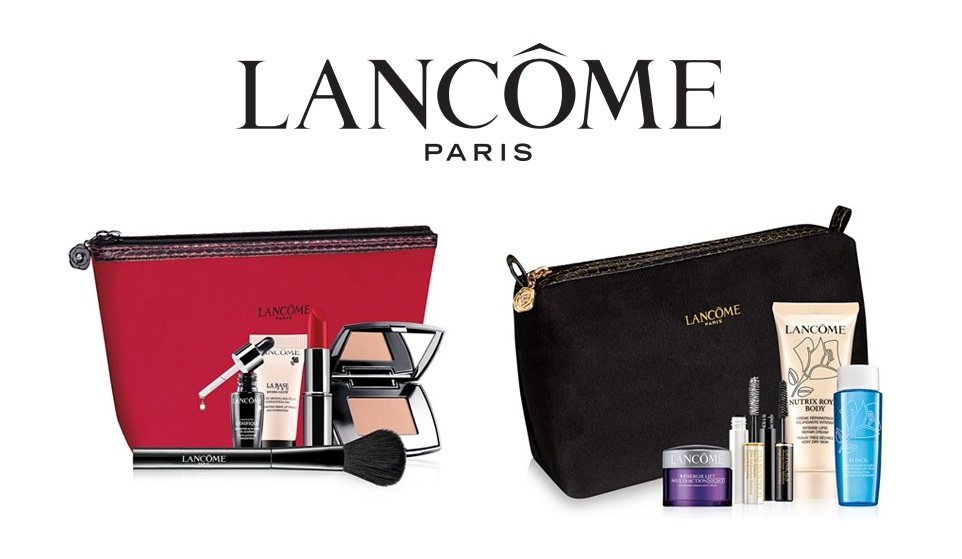 Wear It For Less: Macy's: Free Lancome Gift with $35 Purchase