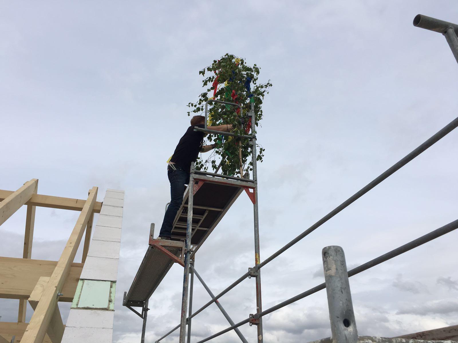 hausbau niederzier mit 4life: mai 2016, Badezimmer ideen