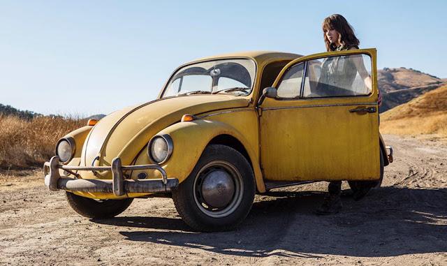 LOOK: BUMBLEBEE Meets Girl in Latest Teaser Poster