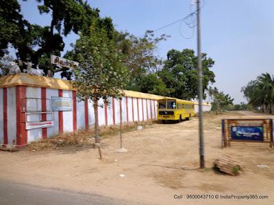 Thirupalaivanam - Ponneri Sivan Temple