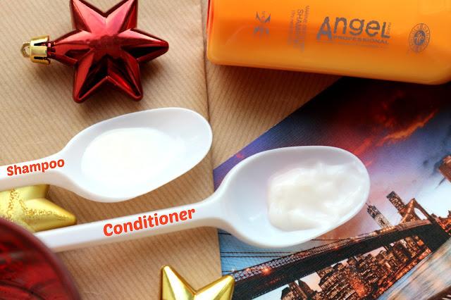 Angel Professional Шампунь для сухих и нормальных волос